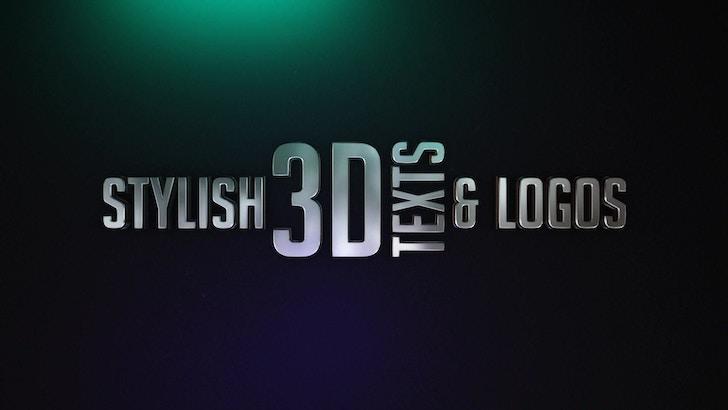 Element 3Dテンプレ