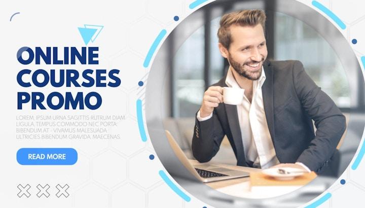 AE presentations & promos templates